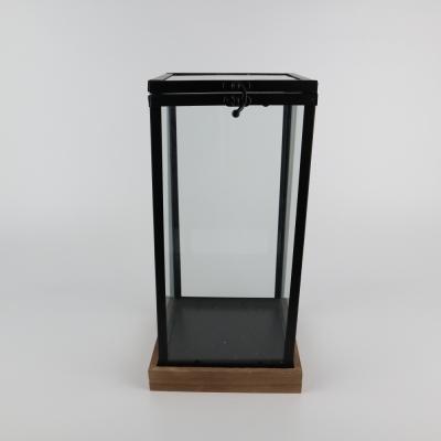 Decoratie box metaal