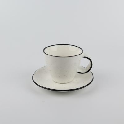 Pomax kop & schotel espresso