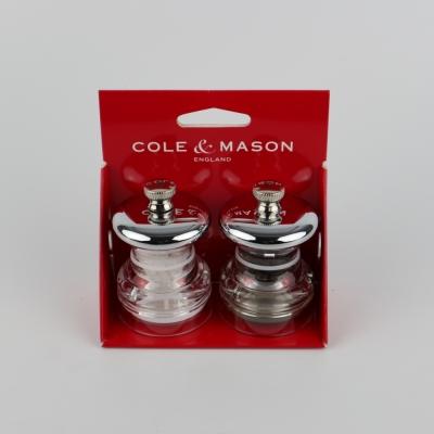 Mini peper & zoutmolen