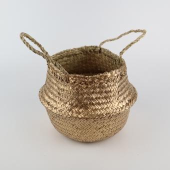 Mand seagrass goud Housevitamin
