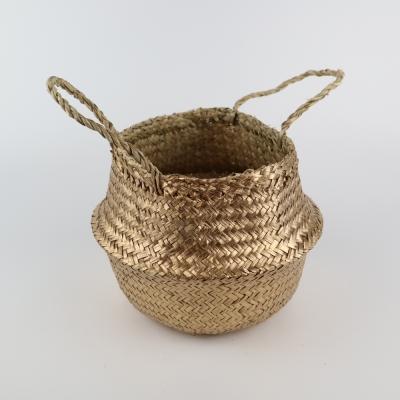 Mand seagrass goud Housevitamin S