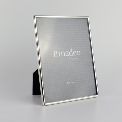 Fotolijst Amadeo zilver