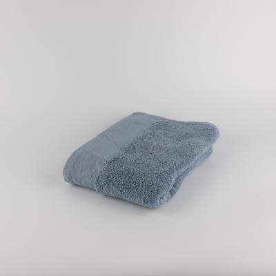 Walra baddoek klein Soft Cotton blauw