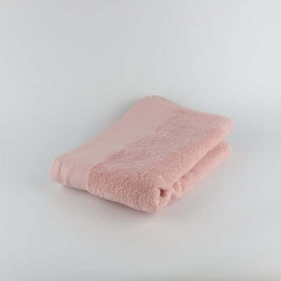 Walra baddoek middel Soft Cotton roze