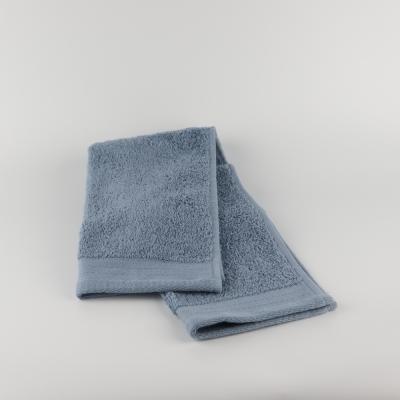 Walra gastendoek Soft Cotton blauw