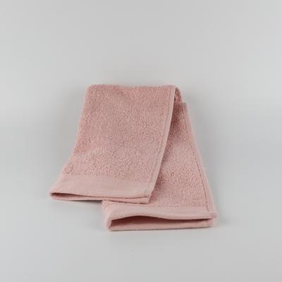 Walra gastendoek Soft Cotton roze