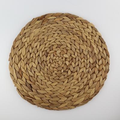 Ronde placemat waterhyacint