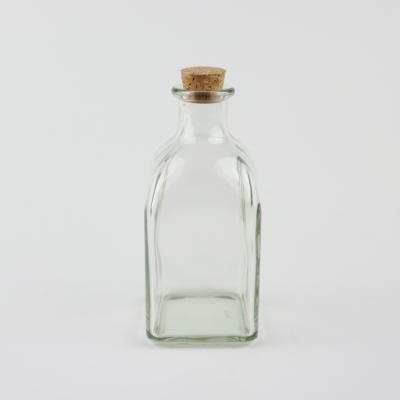 Flesje met kurk 250 ml