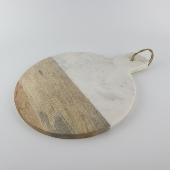 Dassie two tone plank rond