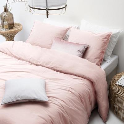 Walra luxe dekbedovertrek New Vintage roze