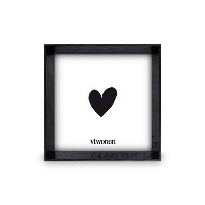 Vtwonen houten fotolijst Black