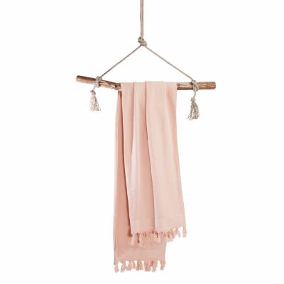 Walra Hamamdoek soft cotton roze