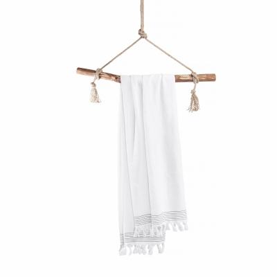 Walra Hamamdoek soft cotton wit